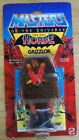 Vintage MOTU GRIZZLOR Masters of the Universe MOC Carded Sealed He Man Figure