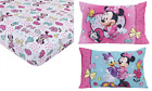 Mickey Mouse  Friends Minnie Mouse 2 Piece Toddler Sheet Set
