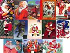 Santa Claus Surprises in 2013 Topps Strata Football 5