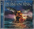 Persian Risk - Who Am I? / Once a King - Double CD 2019 Carl Sentance Rock 2