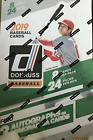 2019 PANINI DONRUSS HOBBY BASEBALL FACTORY SEALED 16 BOX CASE