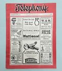1920 MAY 1 TELEPHONY THE AMERICAN TELEPHONE JOURNAL CHICAGO ILLINOIS