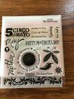 Ctmh May Word Puzzle Retired Stamp Set New