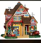 Lemax Carol's Christmas Corner Christmas Village Lighted Building Holiday Decor