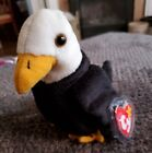 TY Beanie Baby Baldy the Eagle with Tag Retired 96'