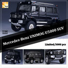 GLM 1 64 Scale Mercedes Benz UNIMOG U5000 SUV Limited Metal Diecast Model Car
