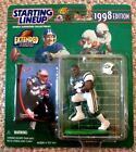 CURTIS MARTIN~NY JETS~1998 STARTING LINEUP EXTENDED SERIES New Free Shipping