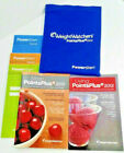 WeightWatchers 2012 Points Plus 5 Program Pocket Guide Booklets Protective Pouch