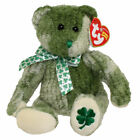 TY Beanie Baby - MCWOOLY the Bear (8 inch) - MWMTs Stuffed Animal Toy