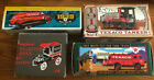 Lot Of  4 Different ERTL Texaco Collector Banks See Description