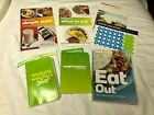 Weight Watchers Welcome Points Plus Eat Out Companion 2 Pocket Guides Trackers