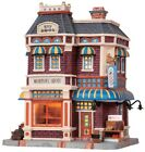 Lemax Signature Morton's Shoes Christmas Village Lighted Building Holiday New