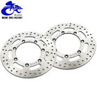Front Brake Disc Rotors for Kawasaki Vulcan VN1500 Classic Tourer Nomad Fi 99-05