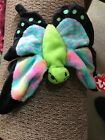 TY Beanie Baby Float The Butterfly With Tag Retired   DOB: November 12th, 2000