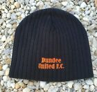 Dundee United FC Beanie Hat - Embroidered Logo - Winter hat