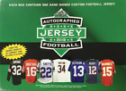 2019 LEAF AUTOGRAPHED FOOTBALL JERSEY EDITION - 10 BOX CASE
