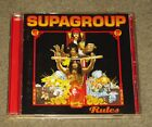 Supagroup - Rules (CD, 2005, Foodchain Records)