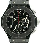 Hublot Big Bang Black Magic Automatik Chronograph Titanium Keramik Ref. 301