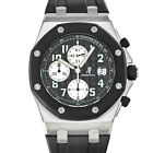 AP ROO 25940 E Audemars Piguet Royal Oak Offshore Rubberclad Factory Serviced