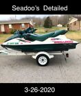 1996 Seadoo GTX Jet-Ski 3 Person With Reverse