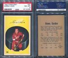 Gordie Howe Rookie Cards and Autographed Memorabilia Guide 18