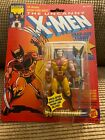1991 TOY BIZ THE UNCANNY X MEN WOLVERINE WITH SNAP OUT CLAWS FIGURE