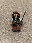 LEGO Minifigure Pirates Of The Caribbean Jack Sparrow