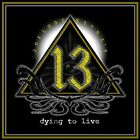 [CD] Ward Records JOEL HOEKSTRA'S 13 Dying To Live Japan Edition limited NEW