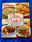 Slow Cook It NEW Weight Watchers Momentum Cook Book Crock Pot Slow Cooker