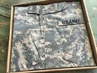 US Army Camo Uniform Scrapbook Memory Album 12x12 Postbound New in Package