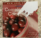 WEIGHT WATCHERS 2009 COMPLETE FOOD COMPANION BOOKLET GOOD w COVER ISSUES