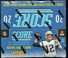 2020 Panini Score Football 24 Pack Box with 72 rookies, 4 parallels & 48 inserts