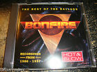 BONFIRE cd THE BEST OF THE BALLADS free US shipping