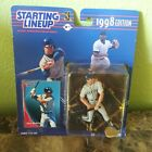 Alex Rodriguez 1998 Edition Starting Lineup Collector Figure w/ Card 1997