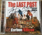 Carbon/Silicon Signed Cd.Mick Jones(The Clash)Tony James(Generation X)