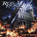 ROB ROCK Holy Hell CD (Heavy Metal) Impellitteri Axel Rudi Pell; incl ABBA cover