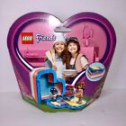 NEW Lego Friends Olivias Summer Heart Box 41387 Building Kit Cover Robot Grill