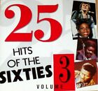 25 HITS OF THE SIXTIES. VOLUME 3. SCARCE CD
