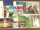Lot of Multiple WEIGHT WATCHERS Program Information Manuals and Recipes