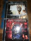 LOT OF 2 DARK TRANQUILLITY CD ALBUMS SKYDANCER OF CHAOS & ETERNAL NIGHT & HAVEN