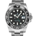 Rolex 116710 GMT Master II LN 116710LN Ceramic 2014 Stainless Steel Automatic