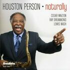 Houston Person - Naturally CD NEW