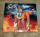 EDDIE OJEDA solo cd AXES 2 AXES twisted sister dee snider free US ship