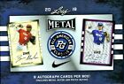 2018 Leaf Metal Perfect Game All-American Baseball Hobby Box PRIORITY SHIPPING!