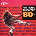 Read The Hits: Best Of The 80's - Scandal,Bangles,Adam Ant,Clarenc - EACH CD $2