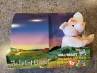 Ty Beanie Baby ~ WILBUR the Pig (6 Inch)(Charlotte's Web Movie Promo) NEW w/tag