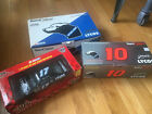 Set of 3 Lycos Sponsored 124 Diecast Race Cars in Original Boxes