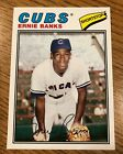 2013 Topps Archives Chicago Cubs Season Giveaway #CUBS-14 Ernie Banks