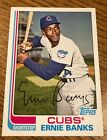 2013 Topps Archives Chicago Cubs Season Giveaway #CUBS-20 Ernie Banks