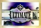 2017 18 Upper Deck Ultimate Collection Hockey Hobby Box FREE PRIORITY SHIPPING!!